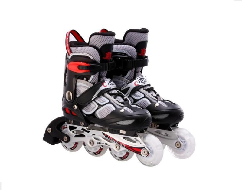 Mua Giày trượt Patin Cougar có đèn - bao giá thị trường ĐỒ TẬP TỐT