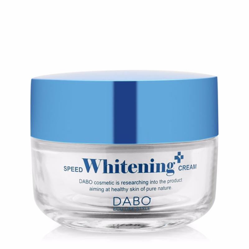 Kem dưỡng trắng da Dabo Speed Whitening-Up Cream 50ml