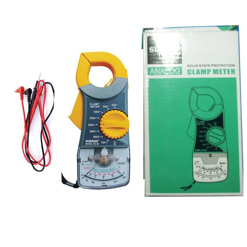 Đồng hồ Ampe kìm đo điện Sunwa KS-85