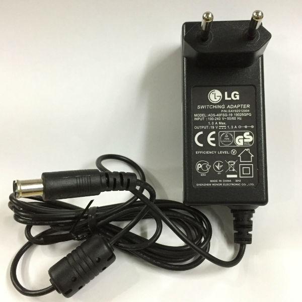 Hình ảnh Adapter nguồn màn hình LG 19V 1.3A