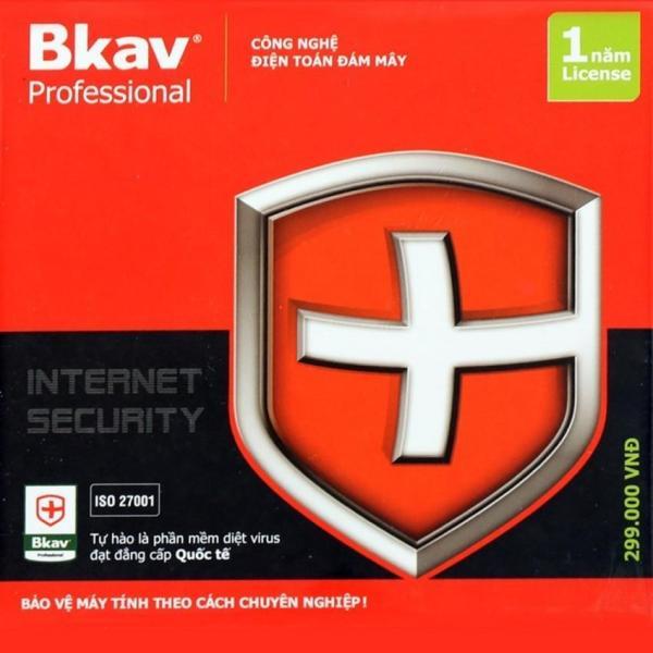 Giá Phần Mềm Diệt Virus BKAV Pro Hàng Chính Hãng, Có Khả Năng Phát Hiện và Diệt  Các Virus Một Cách Hoàn Hảo