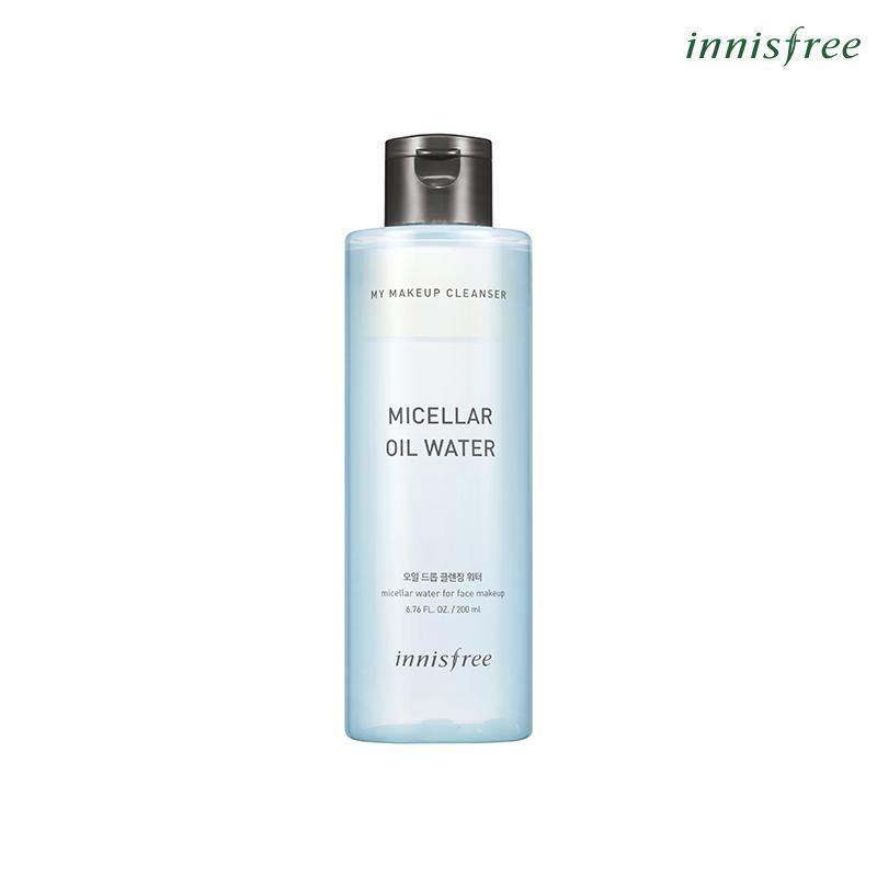 Nước tẩy trang Innisfree My Makeup Cleanser Micellar Oil Water 200ml
