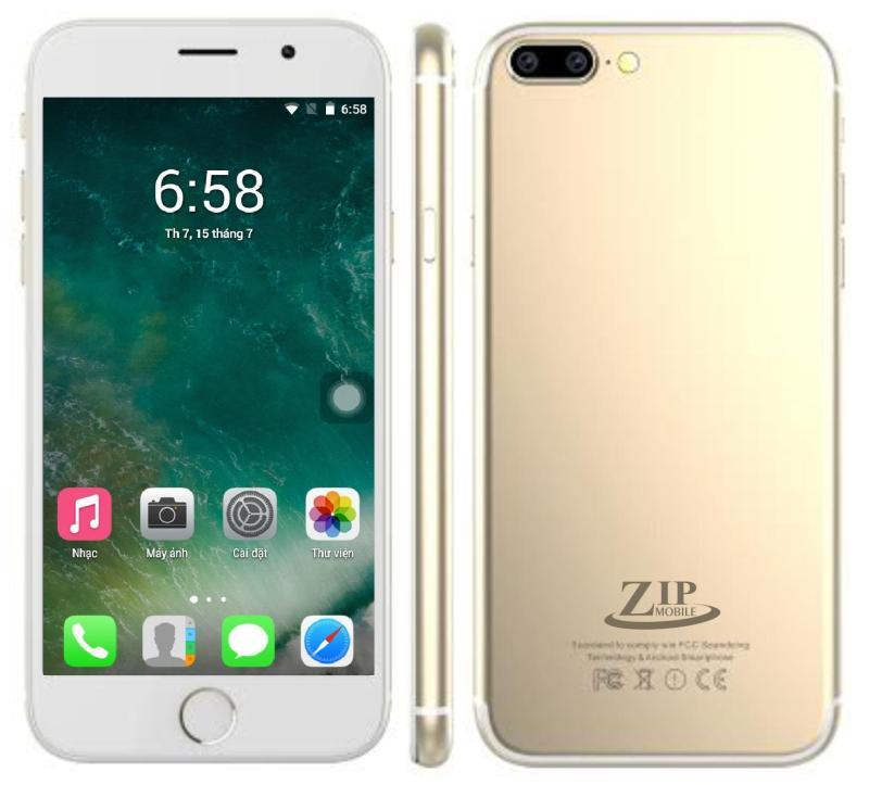 Điện thoại ZIP8 - Hàng Chính Hãng - Bảo Hành 12 Tháng - Tặng ốp lưng