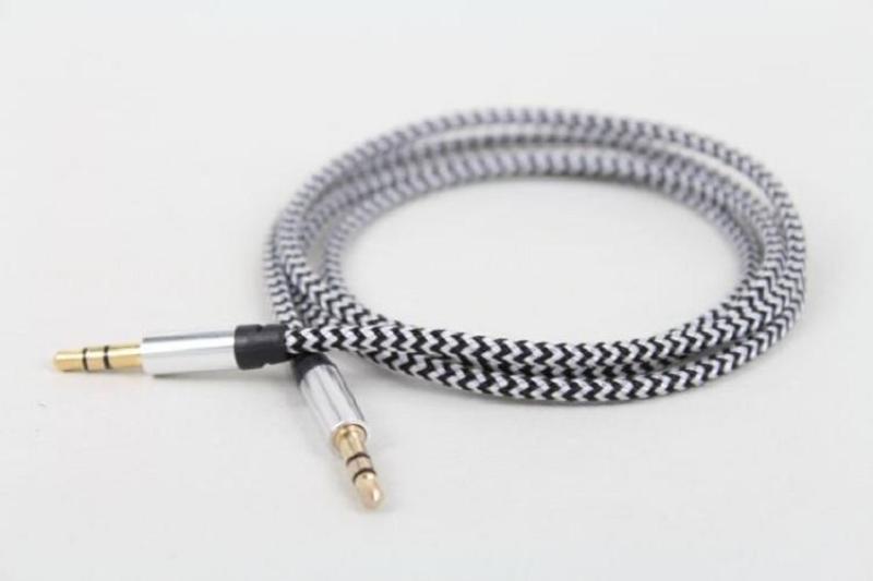 Cáp nối dài dây loa 2 đầu dương 3.5mm ( dây dù)