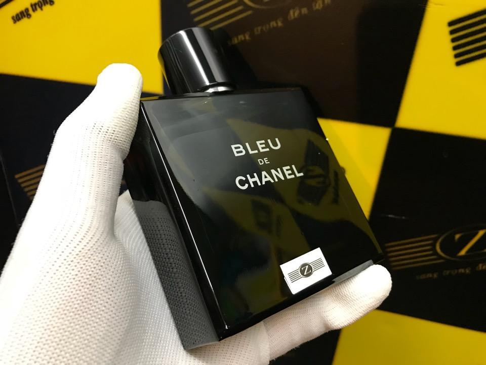 Nước hoa chính hãng hiệu CHANEL BLEU, mùi nam, 100ml, eau de toilette (EDT) và Eau de Parfum (EDP), sản xuất tại PHÁP