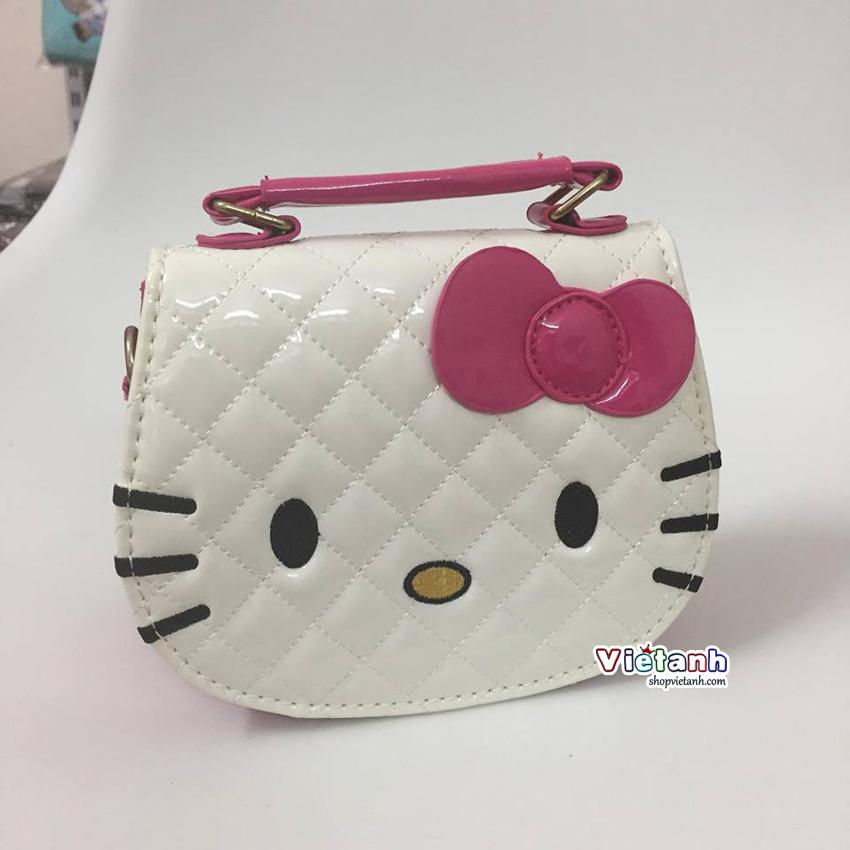 Túi đeo chéo Kitty trẻ em
