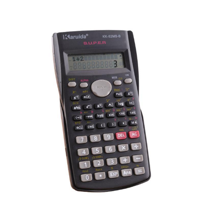 Mua Máy tính cầm tay KK 82MS-A/B chuẩn xác dành cho học sinh (tương tự máy tính Casio FX)