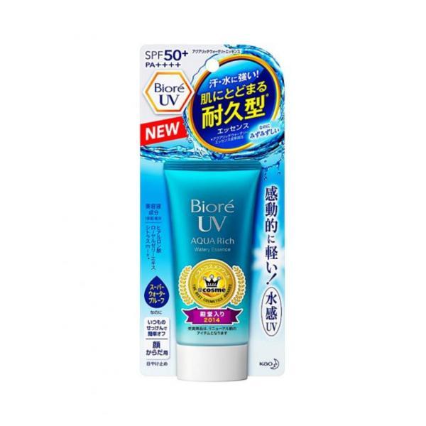 Chống nắng Biore UV Aqua Rich SPF 50+ PA++++ Watery Essence 50g nhập khẩu