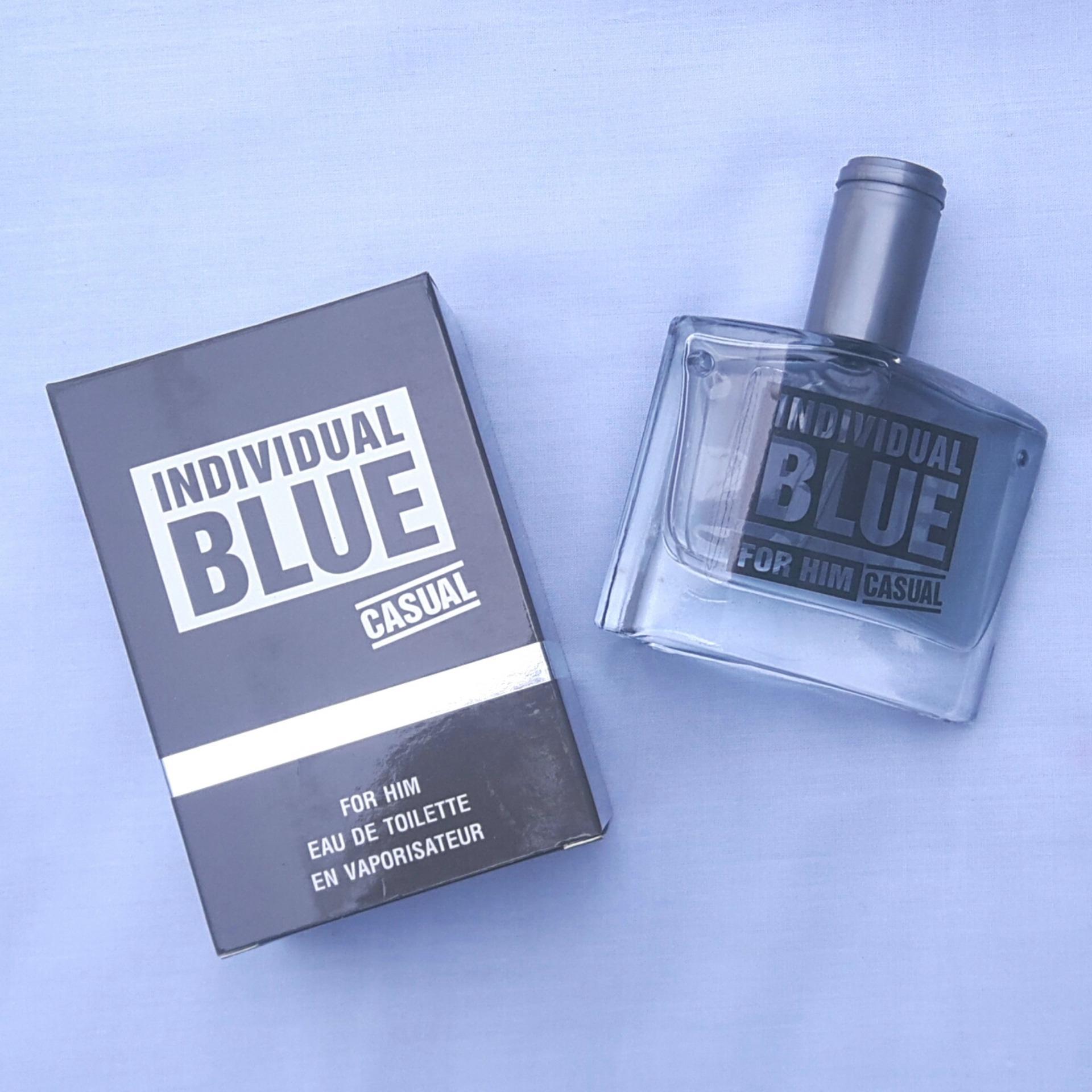 Nước Hoa Blue Casual For Him 50ml ( Màu Đen )