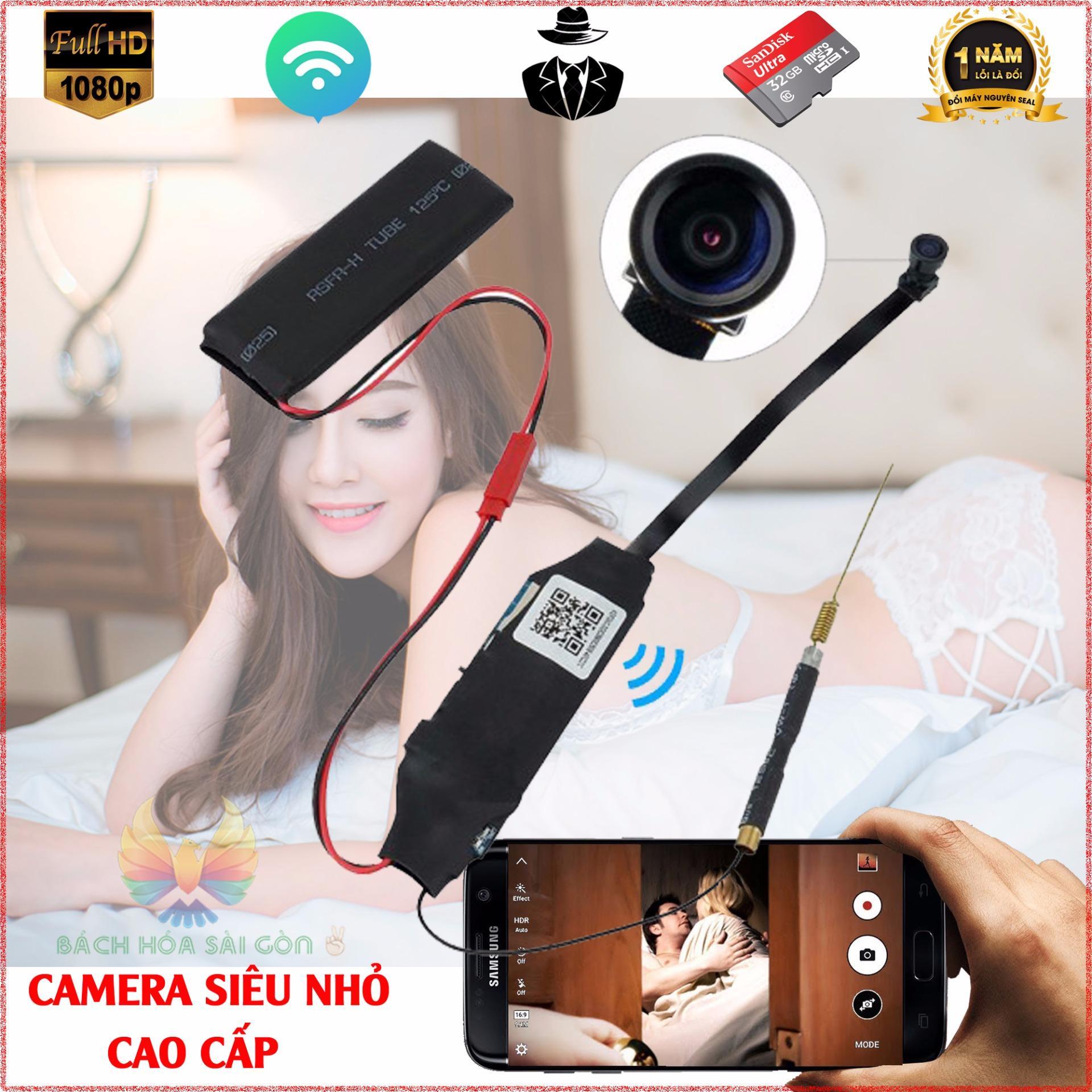 Coupon Giảm Giá V99 Camera, Camera Siêu Nhỏ Wifi, Camera Mini Wifi Full HD 1080P ( Hàng Cao Cấp - BẢN CHUẨN 1080p ) Giám Sát Từ Xa Ngay Trên Màn Hình điện Thoại, Tặng Phiếu Bảo Hành 1 Năm Toàn Quốc