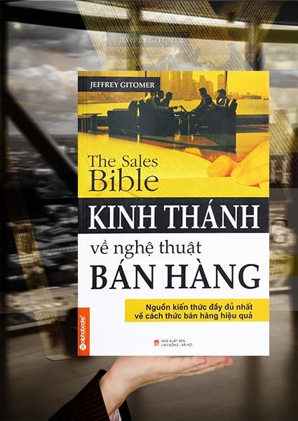 Mua Kinh Thánh Về Nghệ Thuật Bán Hàng