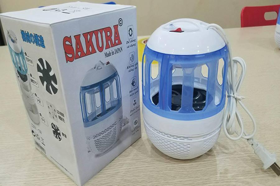 Máy Đèn bắt muỗi SAKURA đến từ nhật bản chỉ còn 250.000 khi đặt hàng từ 2 chiếc