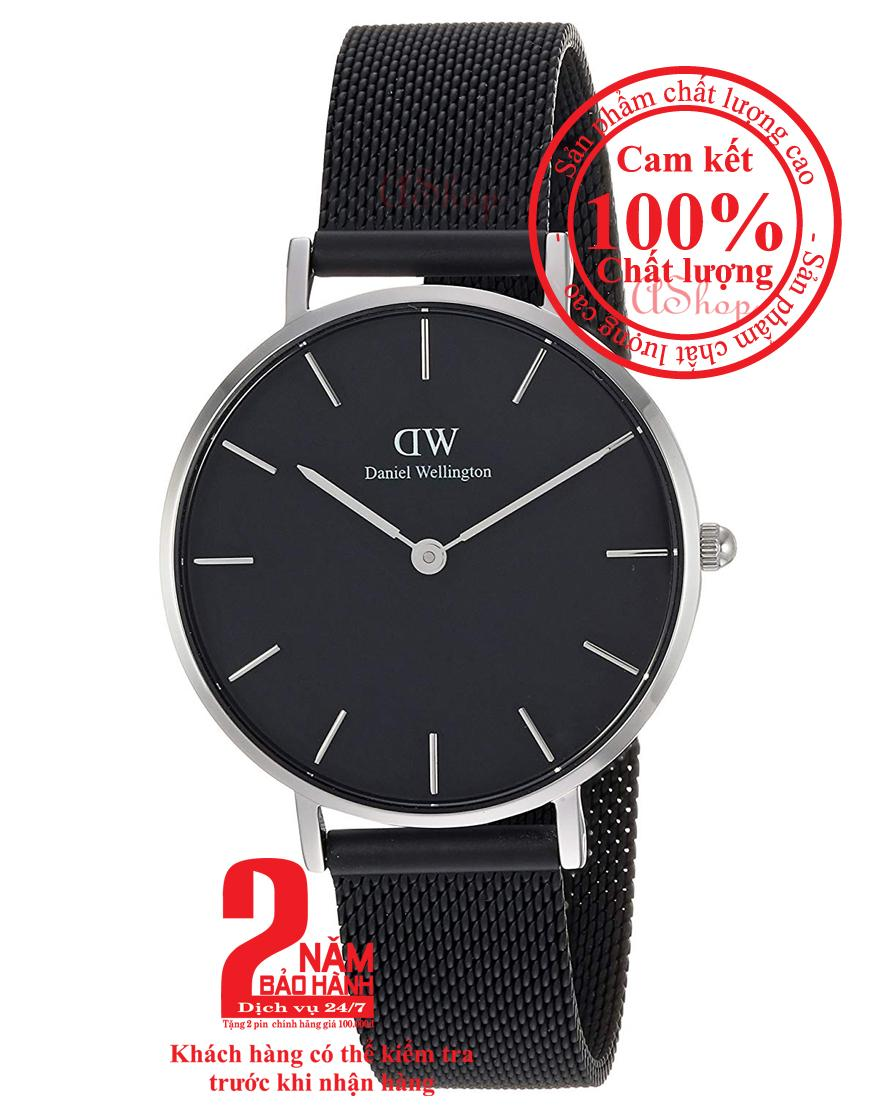 e376dc873cb8 Đồng hồ nữ Daniel Wellington Classic Petite Ashfield 32mm - Vỏ màu Bạc  (Silver)