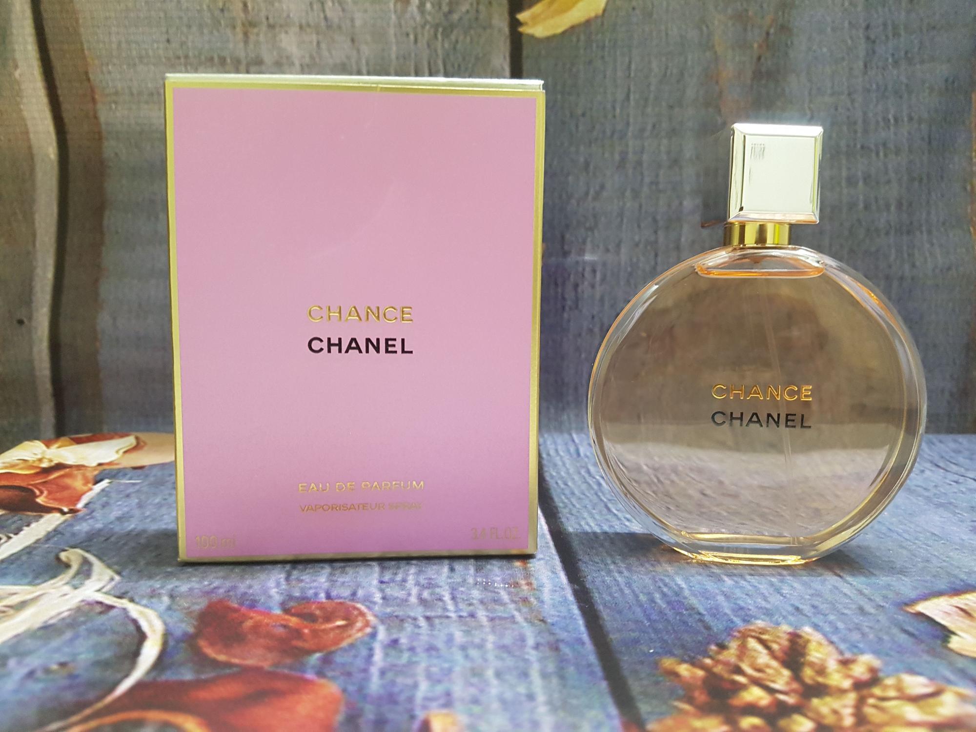 NƯỚC HOA CHANEL CHANCE EAU DE PERFUM-100ML