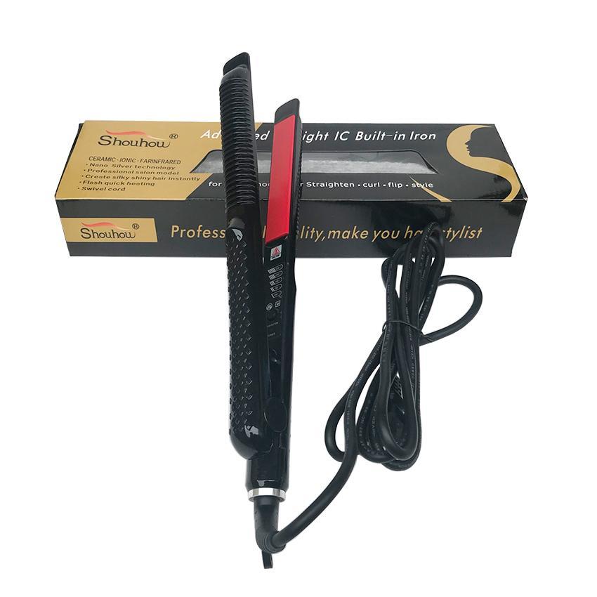 Máy là tóc hàn quốc SH 201- 5 Mức chỉnh nhiệt giá rẻ