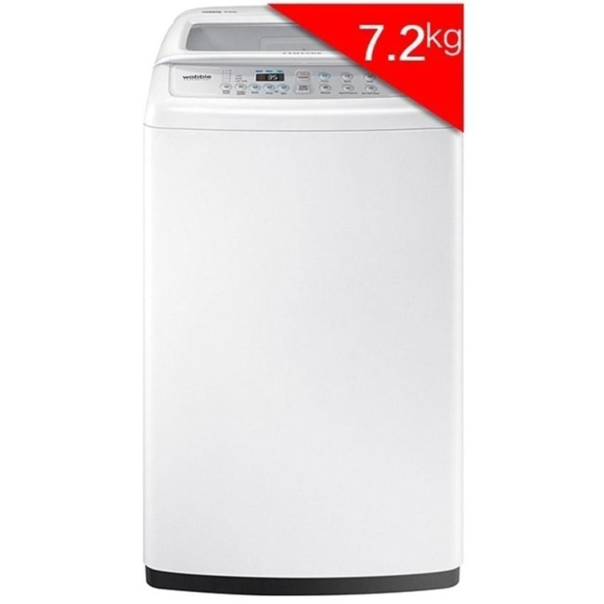 Hình ảnh Máy Giặt Cửa Trên SamSung WA72H4000SW/SV 7.2Kg (Trắng)