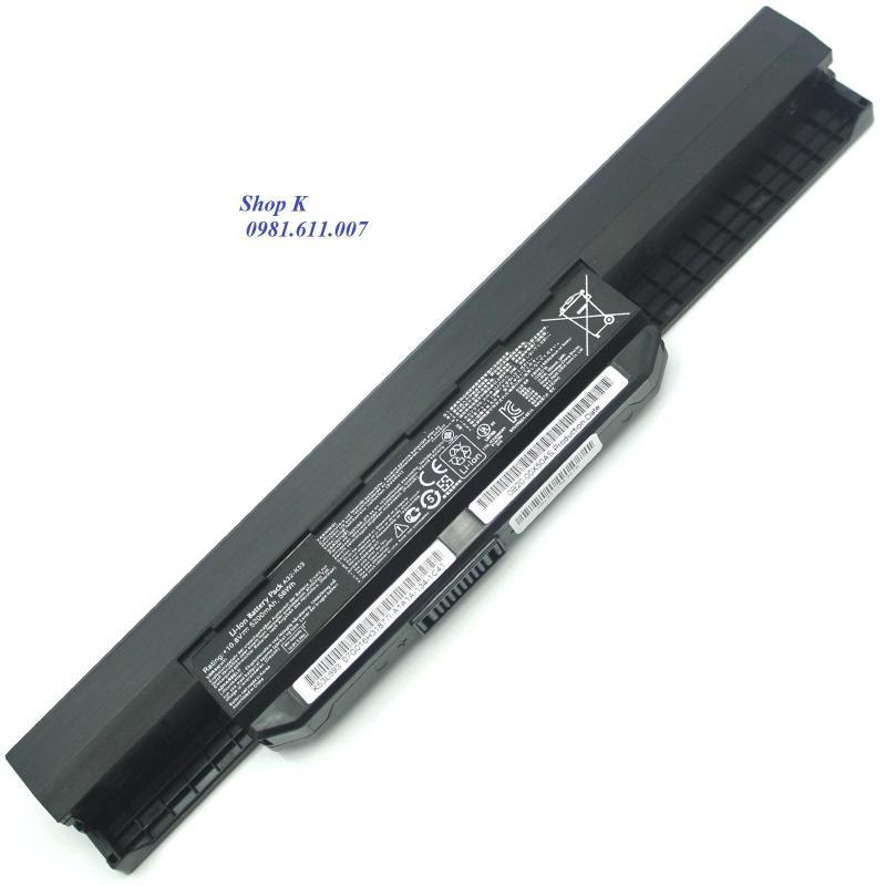 Pin laptop Asus. K43 K43E K43S K43SD K43SJ (Màu Đen)