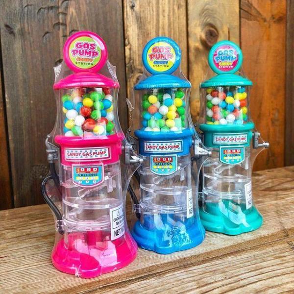 Máy Kẹo Candy Gas Pump Kidsmania
