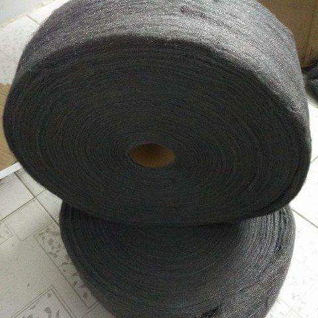 Bán cuộn bùi nhùi thép dài 25m