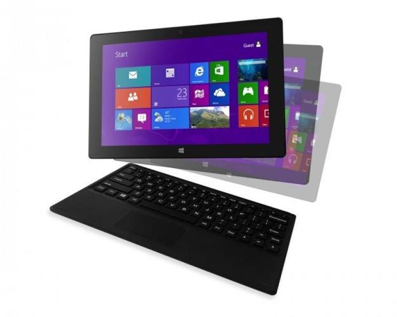 Laptop 2-in-1 màn hình cảm ứng ALPHA MORPH 10.1 inch Windows 10 Pro 2GB RAM 32GB
