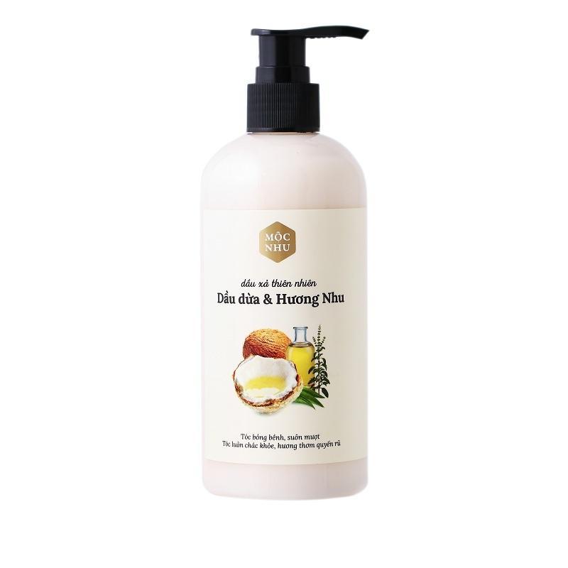 Dầu xả chăm sóc tóc Mộc Nhu Hương Dừa và Hương Nhu