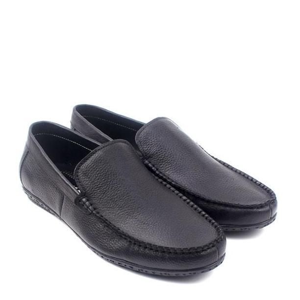 Giày lười Giày mọi Nam Thời Trang LAKA Có 2 Màu Đen Và Nâu giá rẻ