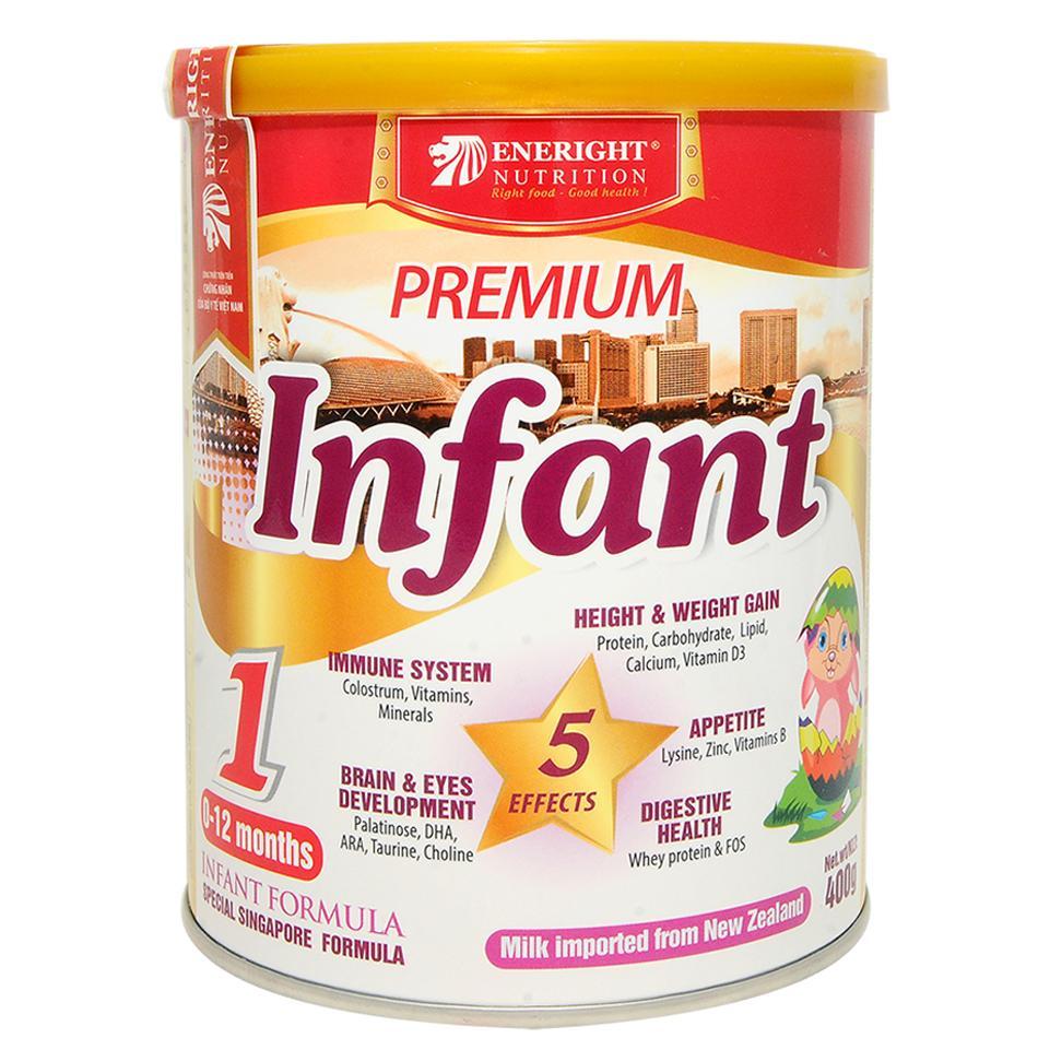 Giá Bán Sữa Premium Infant 400G