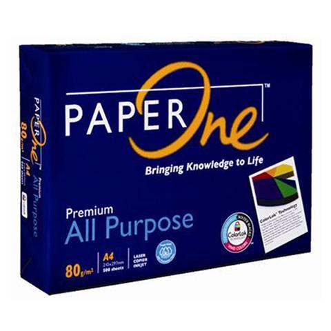 Mua Giấy in Paper One A4 định lượng 80gsm 500 tờ