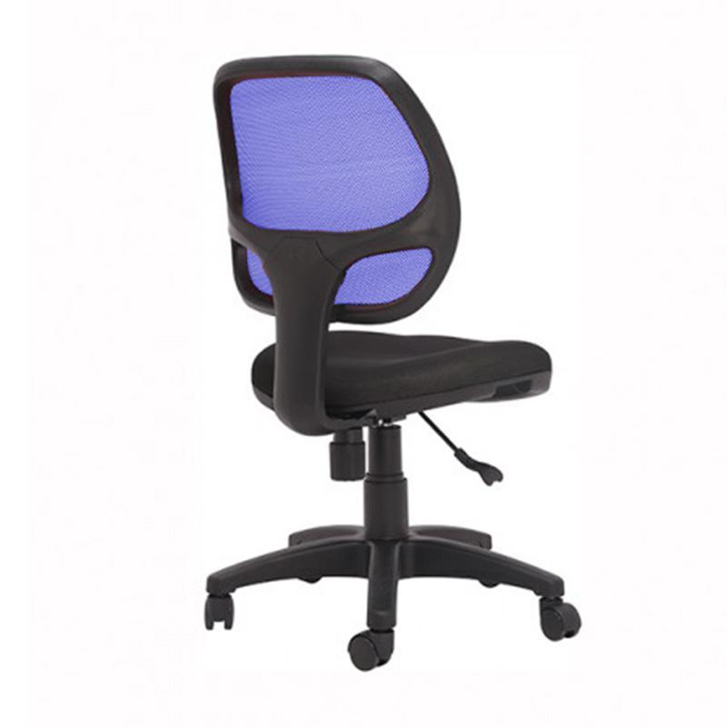 Ghế lưới IK501 không tay màu xanh giá rẻ