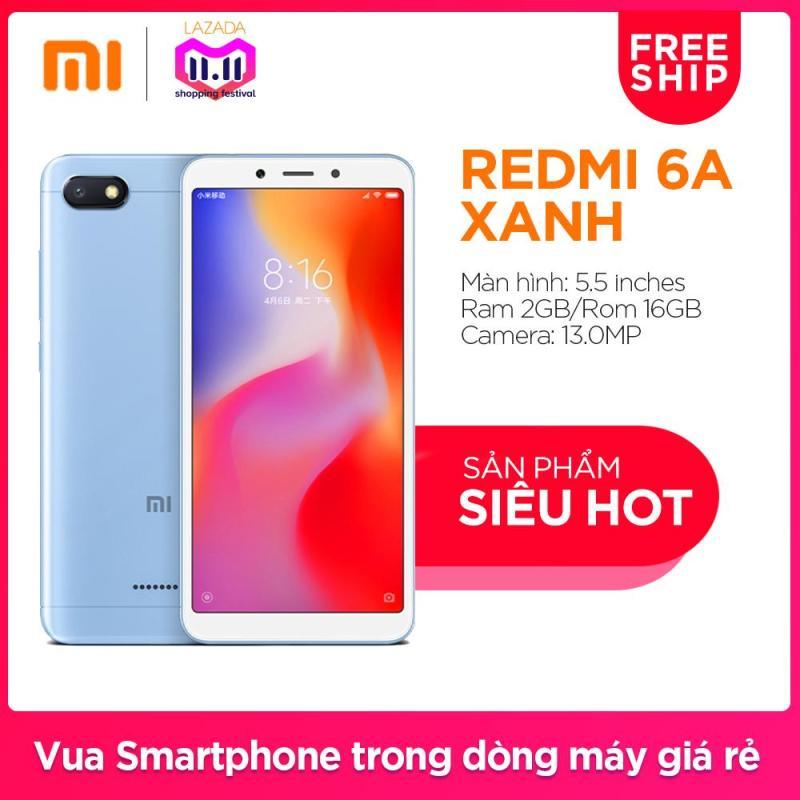 Xiaomi Redmi 6A 16GB Ram 2GB – Hãng phân phối chính thức