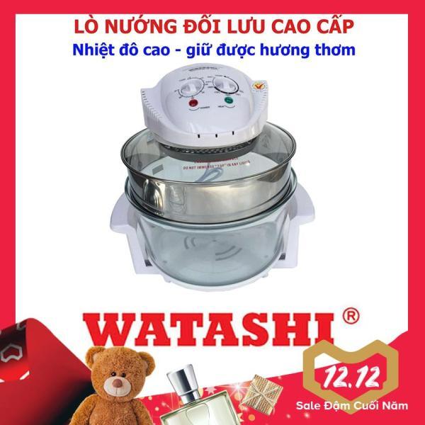 Lò Nướng Thủy Tinh Đối Lưu Cao Cấp WATASHI 17 Lít WA-718