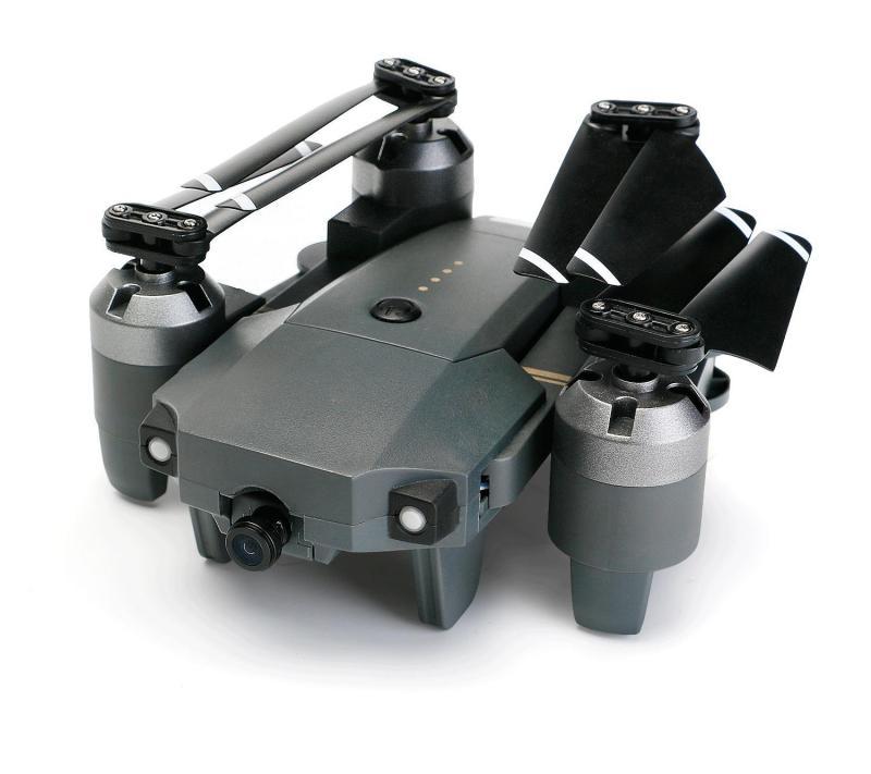 Máy bay điều khiển từ xa XT-1 kết nối Wifi quay phim chụp ảnh Full HD 720P, Camera 2.0MP truyền trực tiếp qua điện thoại