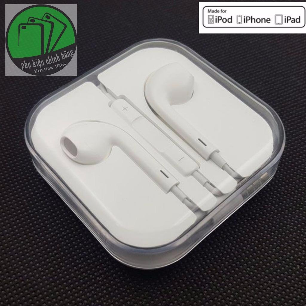 Bán Tai Nghe Chuẩn Zin Cho Iphone 6 6S Apple Earpods Hang Nhập Khẩu Apple Có Thương Hiệu