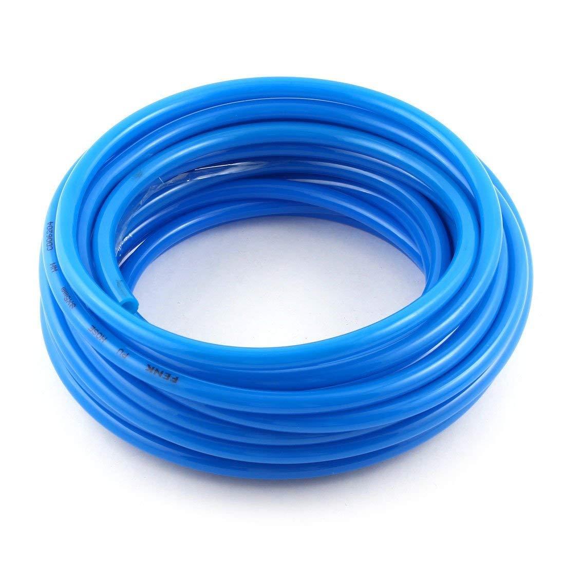 Hình ảnh 10 mét dây hơi PU 8 mm mềm dẻo chất lượng tốt chịu áp lực cao