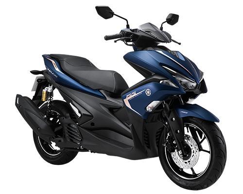 Xe Yamaha NVX 155 2019 (Xanh Nhám)