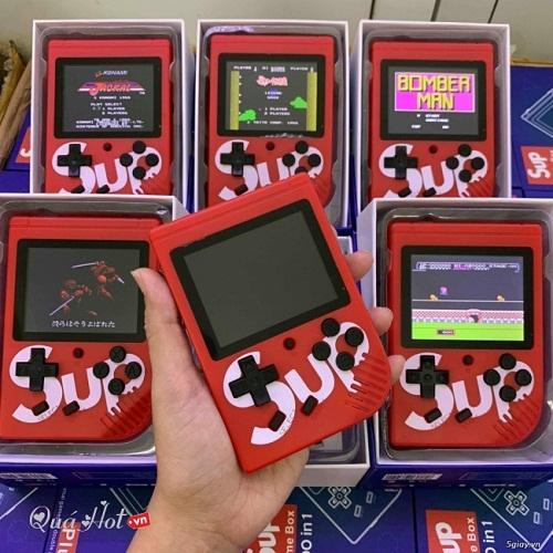 Máy chơi game cầm tay mini RETRO FC 400 game