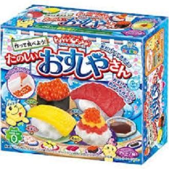 Hình ảnh Bộ sản phẩm làm bánh Sushi Popin' Cookin' Happy Sushi House