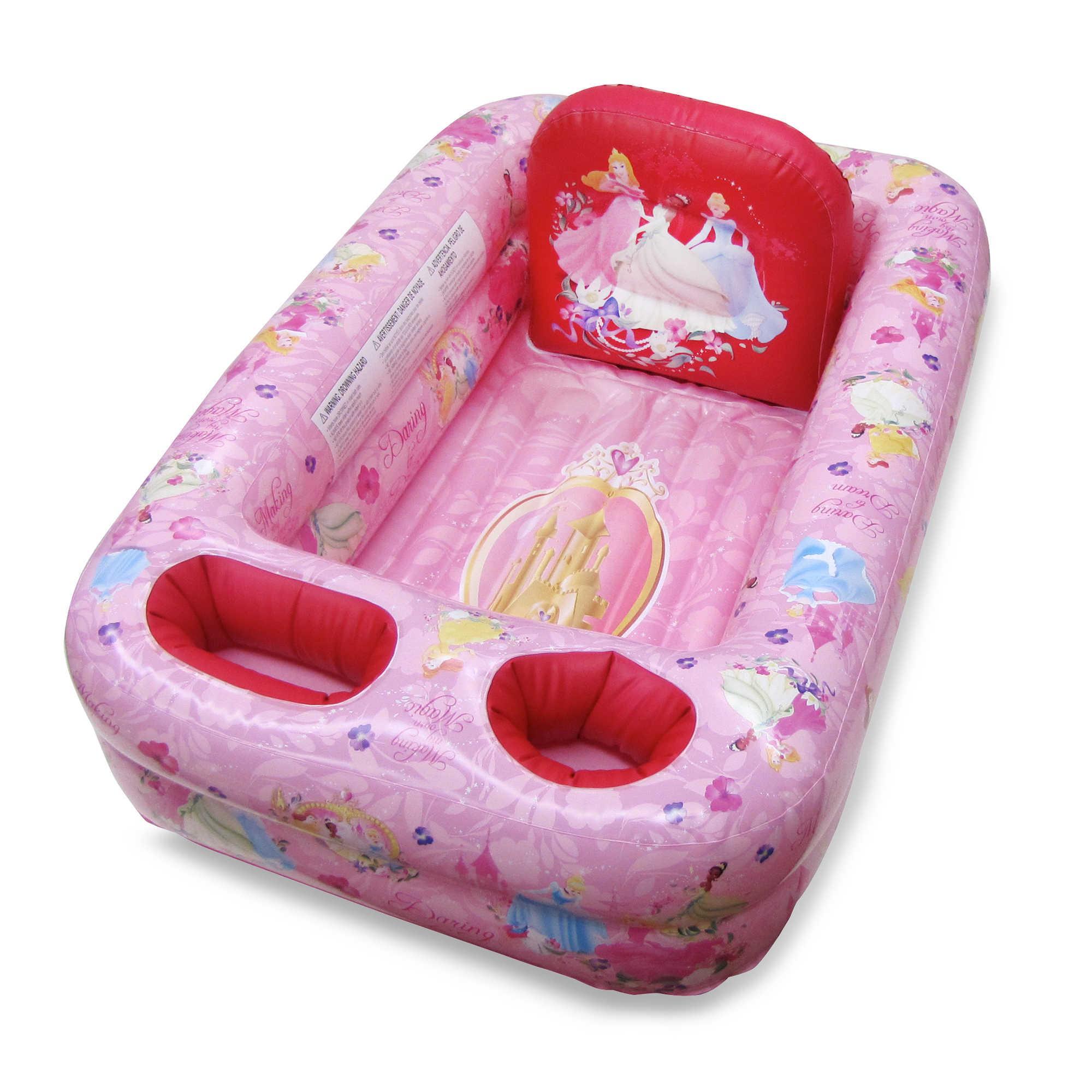 Coupon Khuyến Mãi Phao Tắm Cho Bé Disney Baby Disney Princess