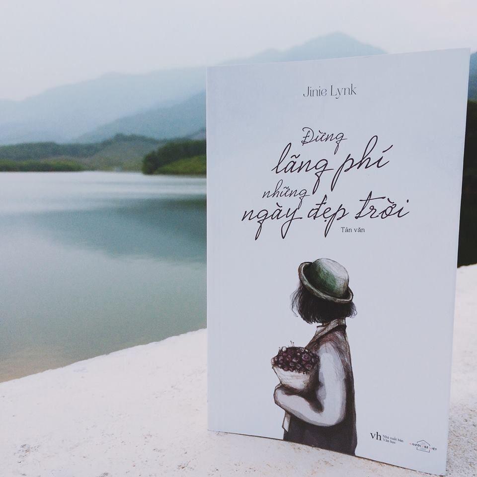 Mua Đừng Lãng Phí Những Ngày Đẹp Trời - Tặng Bookmark Kẹp Sách