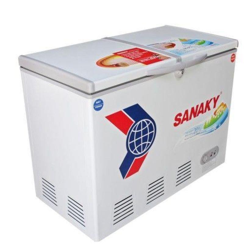 Bảng giá Tủ Đông Dàn Đồng SANAKY VH-3699A1 (1 Ngăn Đông 360 Lít) Điện máy Pico