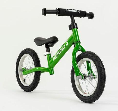 Xe đạp thăng bằng Nimbus 3 xanh lá
