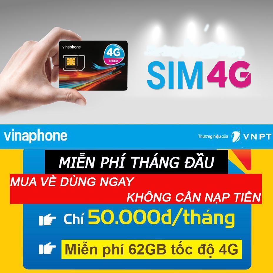 sim 4g big 2g  chỉ 20k có ngay 62GB/tháng - không trừ tài khoản chính