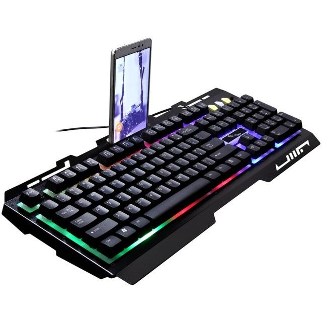 Hình ảnh Bàn phím led đổi màu G700 đẹp điện thoại