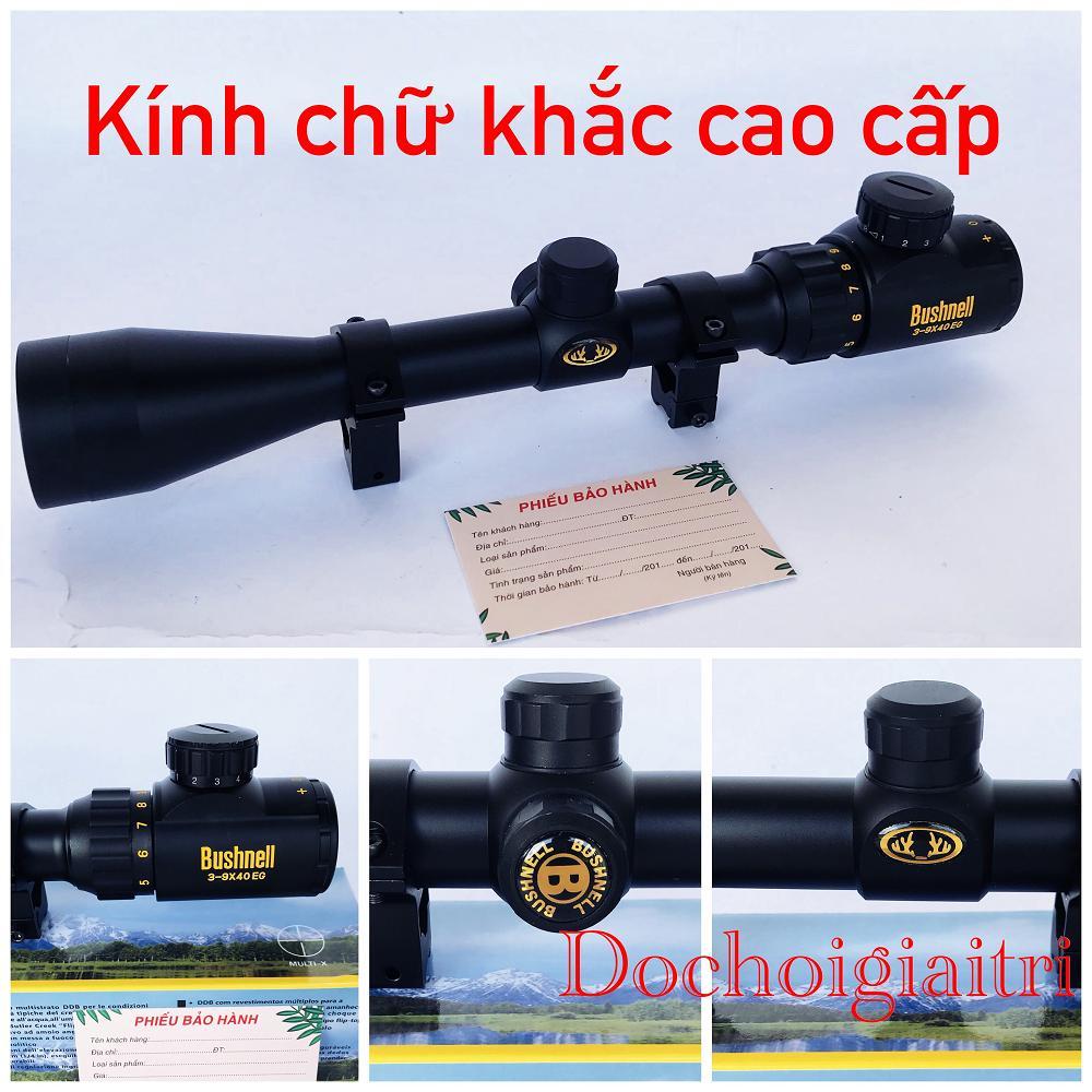 Ng Nhm M Cao Cp Gi Tt Gamo 3 9x40 Eg Ngm A Nng Bushnell Ch Khc