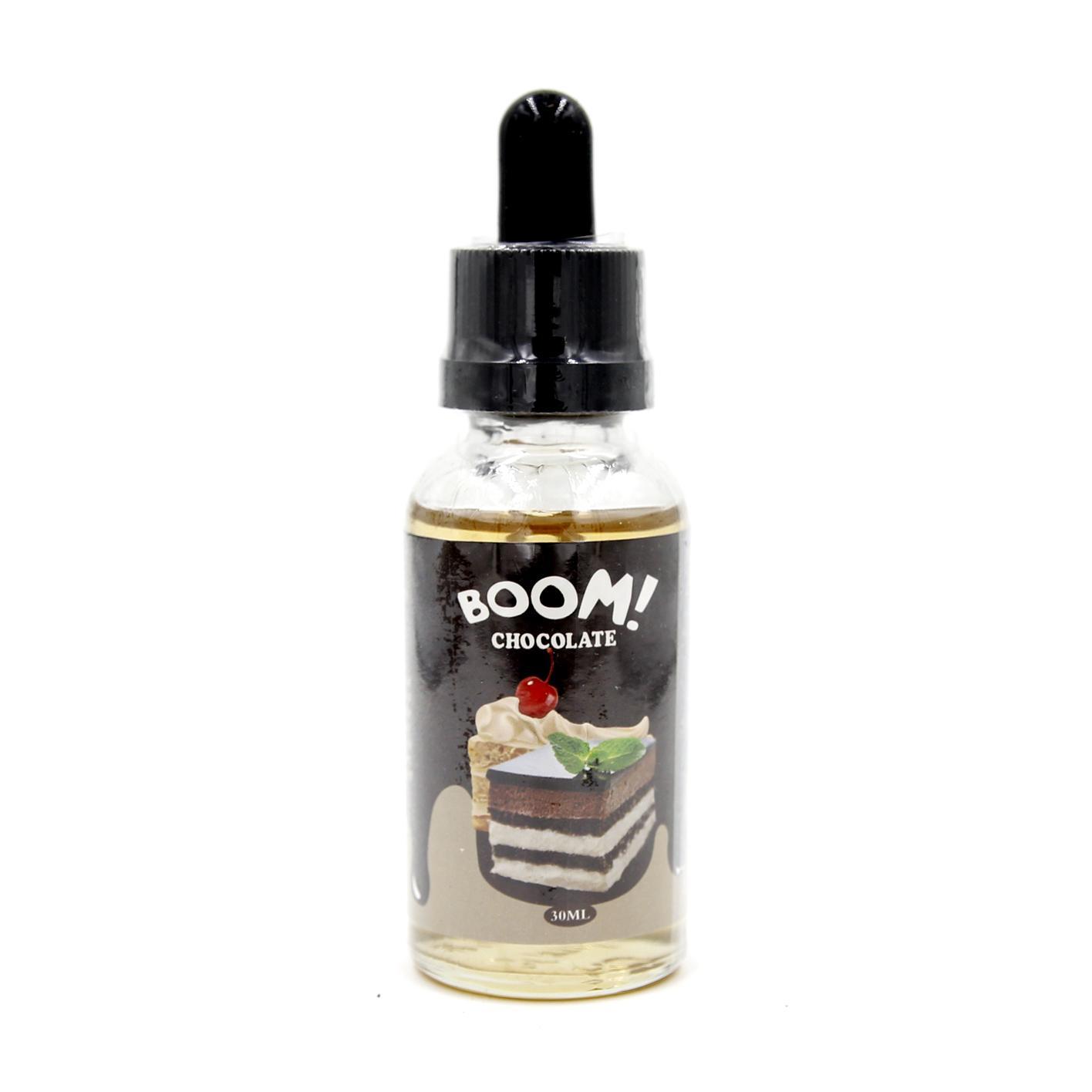 Tinh dầu malaysia - Boom chocolate (Bánh socola) 30ml/0mg