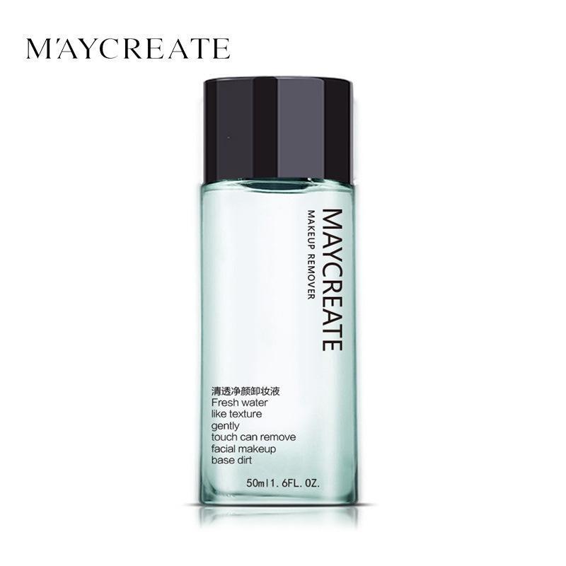 Nước tẩy trang dịu nhẹ Maycreate 50ml cao cấp