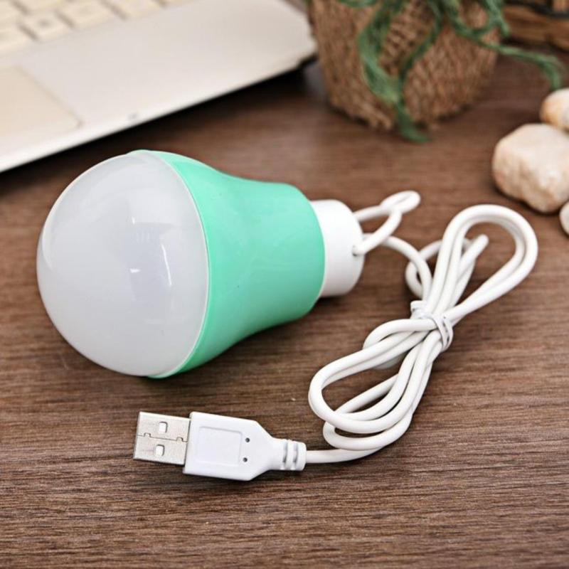 Bóng Đèn Led Bulb USB siêu sáng 5W ( Ánh sáng Trắng )