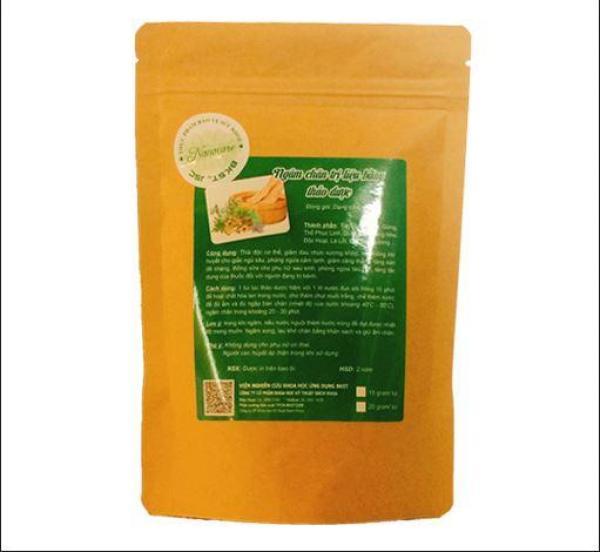 Thảo dược ngâm chân tốt cho sức khỏe gói lớn (gói 5 túi)-BKST