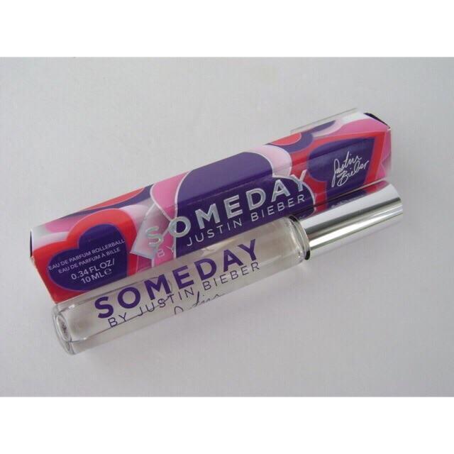Nước hoa nữ Someday 10ml - Justin Bieber