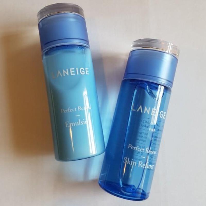 Bộ đôi dưỡng ẩm ngăn ngừa lão hóa SkinRefiner vàEmulsion 50ml